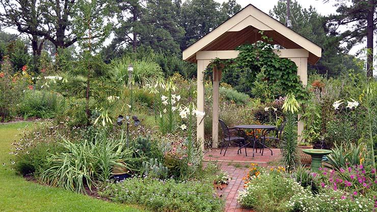 The Werner Garden
