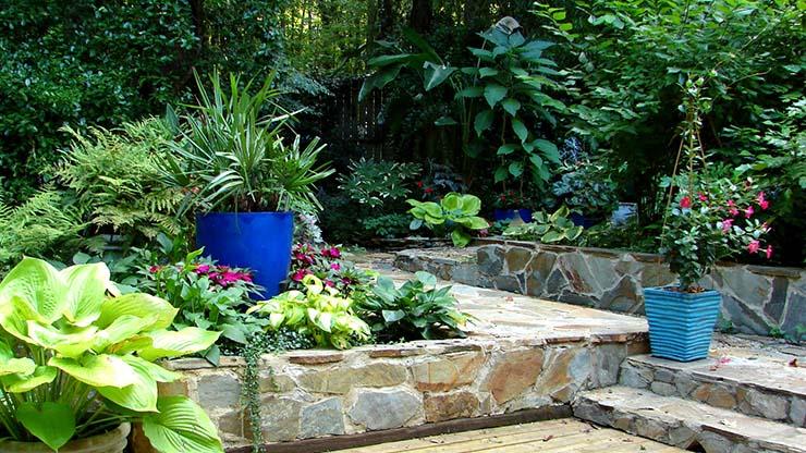 Titus Garden