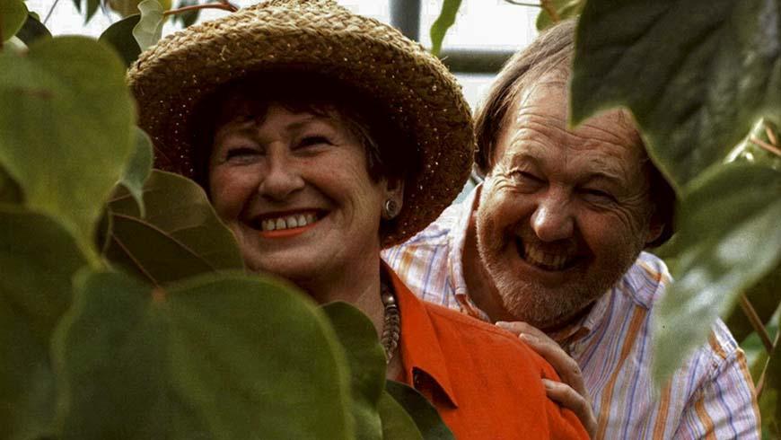 Bleddyn and Sue Wynn-Jones