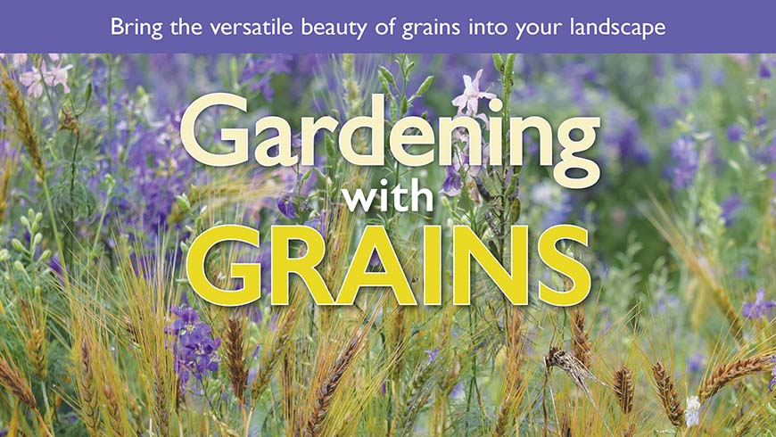 Gardening with Grains cover
