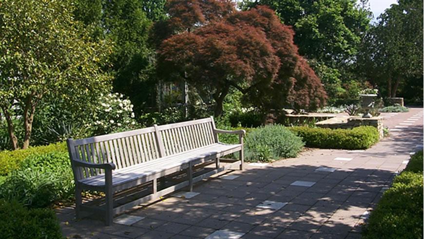 Jc Raulston Arboretum Klein Pringle White Garden