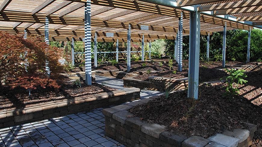 Jc Raulston Arboretum Lath House