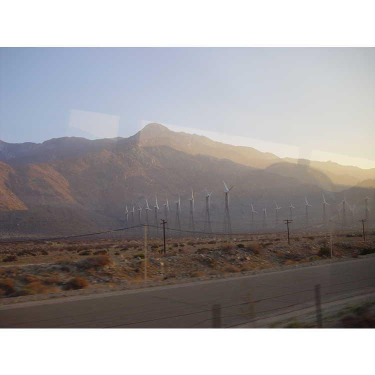 Palm Springs (near)