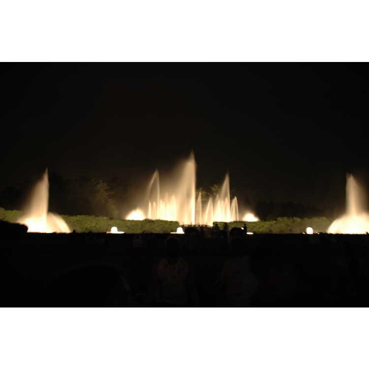 Main Fountain Garden