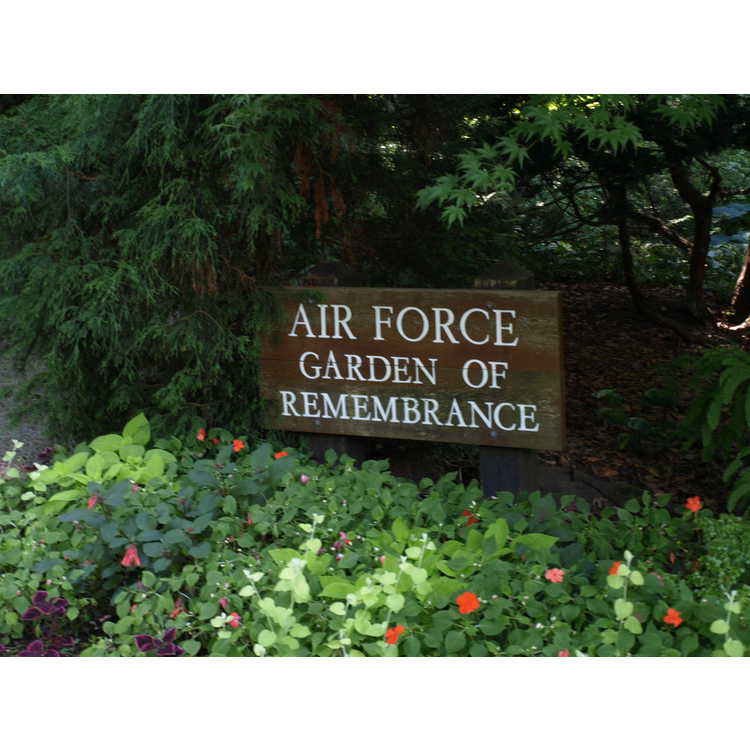 Air Force Garden of Remembrance