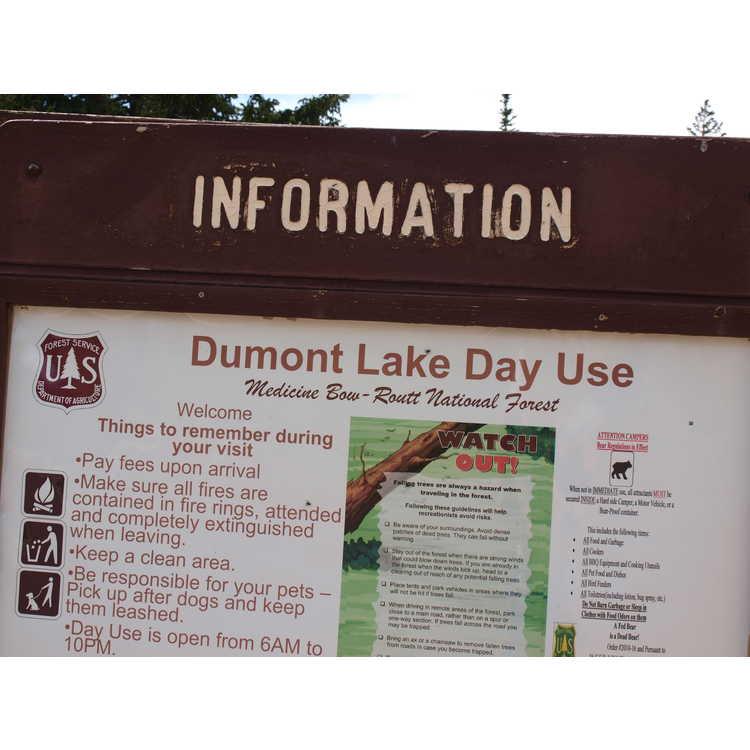 Dumont Lake