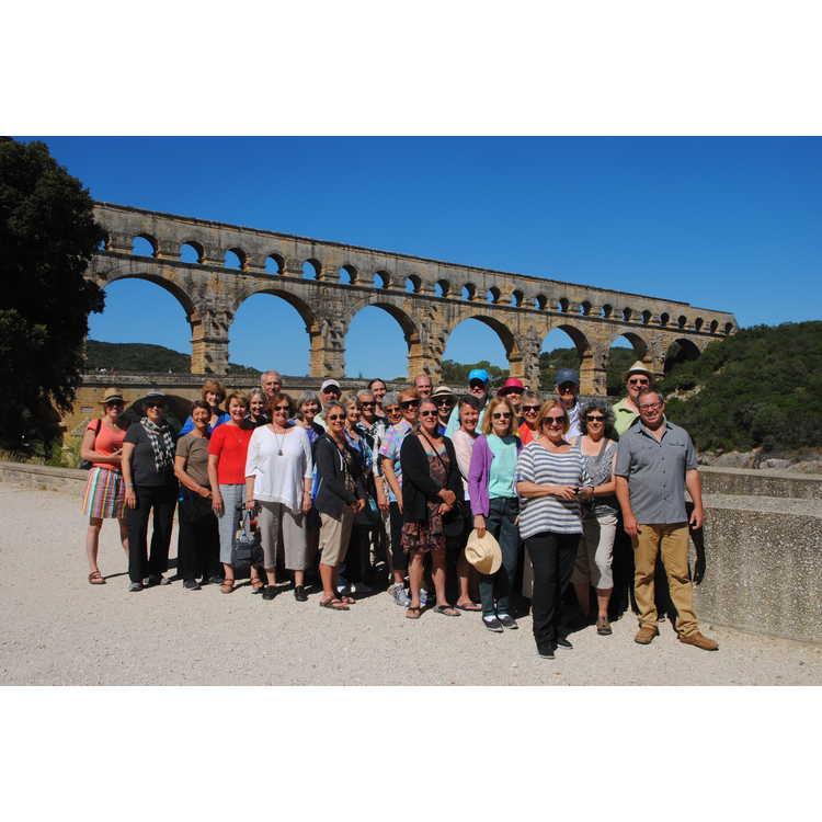 Vers-Pont-du-Gard