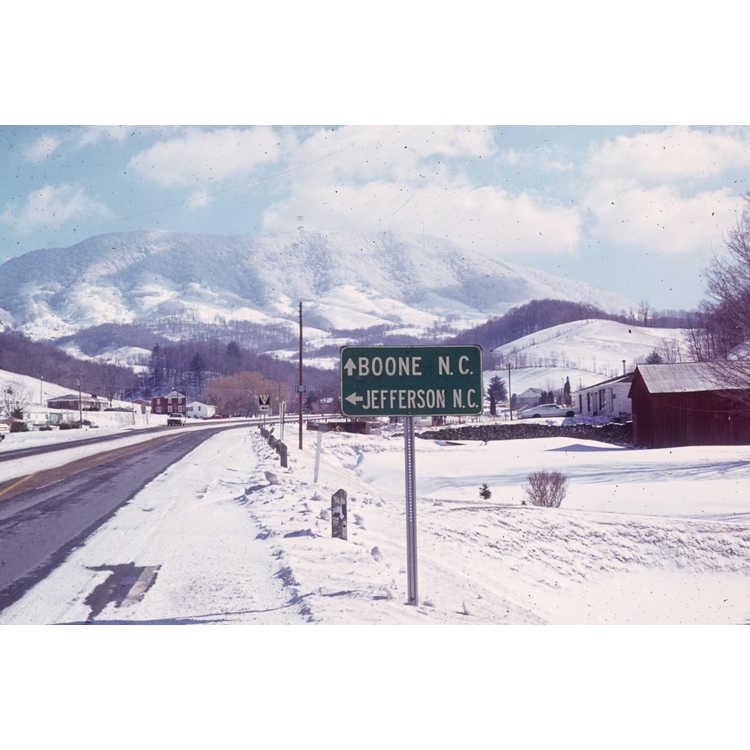 Boone (near)